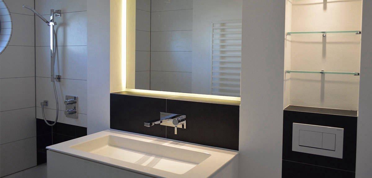 Innenarchitektur Bad, Küche & Möbel nach Maß in München